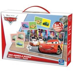 Puzzle Auta - PUZZLE DLA DZIECI