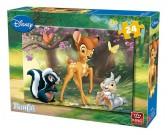 Puzzle Bambi - PUZZLE DLA DZIECI
