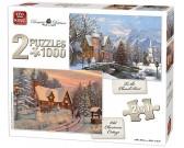 Puzzle Bożonarodzeniowa kolekcja II