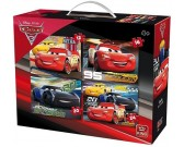 Puzzle Cars 3 - PUZZLE DLA DZIECI