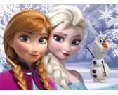Puzzle Frozen - PUZZLE DLA DZIECI