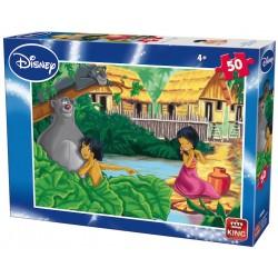 Puzzle Mowgli - PUZZLE DLA DZIECI