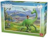 Puzzle Dobry dinozaur - PUZZLE DLA DZIECI