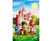 Puzzle Książe i księżniczka - PUZZLE DLA DZIECI