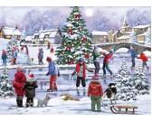 Puzzle Świąteczna atmosfera