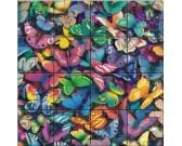 Puzzle Motyle - 3D EFEKT - PUZZLE MAGNETYCZNE