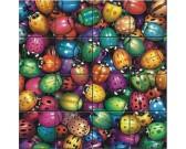 Puzzle Biedronki - 3D EFEKT - PUZZLE MAGNETYCZNE