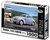 Puzzle Skoda 1102 Tudor (1952)
