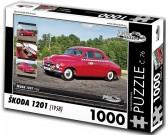 Puzzle Skoda 1201 (1958)