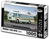 Puzzle Bus Skoda 706 RTO (1968)