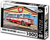 Puzzle Bus Skoda 706 RTO MEX (1973)