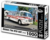 Puzzle Bus Skoda 706 RTO LUX (1965)