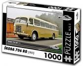 Puzzle Bus Skoda 706 RO (1951)