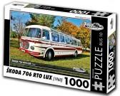 Puzzle Bus Skoda 706 RTO LUX (1960)