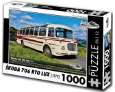 Puzzle Bus Skoda 706 RTO LUX (1979)