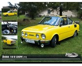 Puzzle Skoda 110 R coupé (1974)
