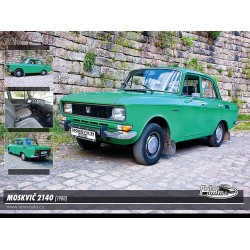 Puzzle Moskvic 2140 (1980)