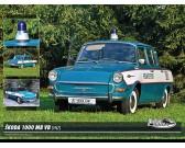 Puzzle Skoda 1000 MB VB (1967)