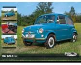 Puzzle Fiat 600 D (1964)
