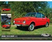 Puzzle Skoda 110 R coupé (1971)