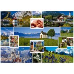 Puzzle W górach