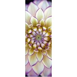 Puzzle Biały kwia - PUZZLE WERTYKALNE