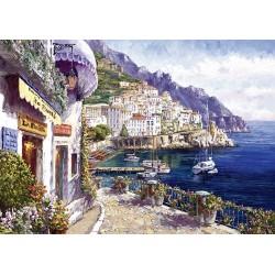 Puzzle Popołudnie w Amalfi