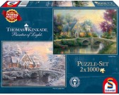 Puzzle Hrabostwo Lamplight Manor