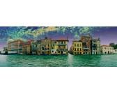 Puzzle Widok na Wenecję - PUZZLE PANORAMICZNE