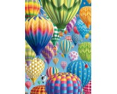Puzzle Lecące balony