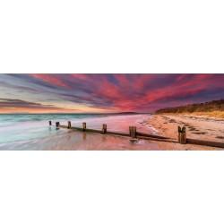 Puzzle Plaża McCrea, Australia - PUZZLE PANORAMICZNE