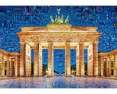 Puzzle Berlin - kolaż ze zdjęć