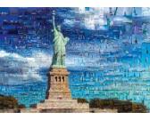 Puzzle Nowy Jork - kolaż ze zdjęć