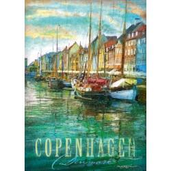 Puzzle Kopenhaga