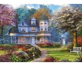 Puzzle Wiktoriański dom