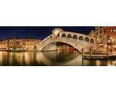 Puzzle Most Rialto, Wenecja - PUZZLE PANORAMICZNE