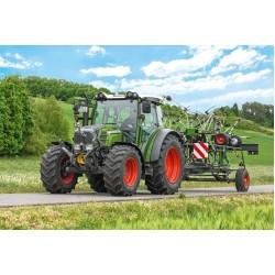 Puzzle Traktor Fendt - PUZZLE DLA DZIECI
