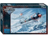 Puzzle Samoloty wojenne