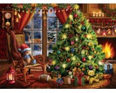 Puzzle Świąteczne wspomnienie