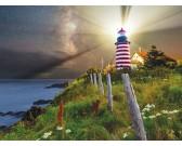 Puzzle Olśniewająca latarnia morska