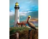 Puzzle Latarnia morska Pigeon Point - XXL