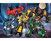 Puzzle Transformers - PUZZLE DLA DZIECI