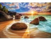 Puzzle Plaża Samundra, Indie