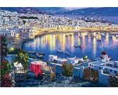 Puzzle Mykonos, Grecja