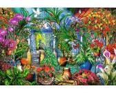 Puzzle Ukryty ogród