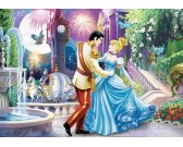 Puzzle Księżniczka z księciem - PUZZLE DLA DZIECI
