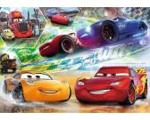 Puzzle Cars - wyścigi - PUZZLE DLA DZIECI