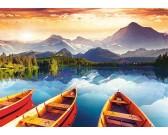 Puzzle Krystalicznie czyste jezioro