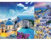 Puzzle Wakacje w Grecji