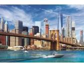 Puzzle Widok na Nowy Jork